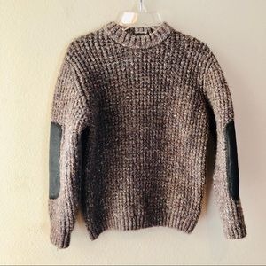 ZARA THE KNIT COLLECTION SWEATER